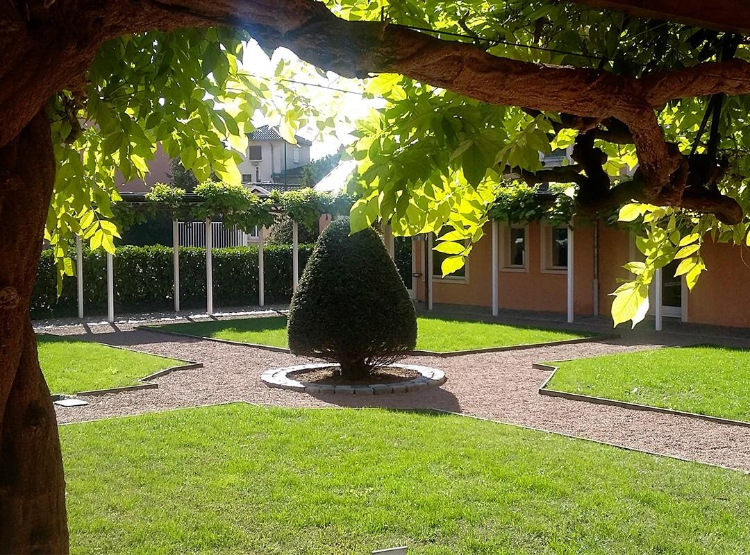 Jardin Clos Des Varennes