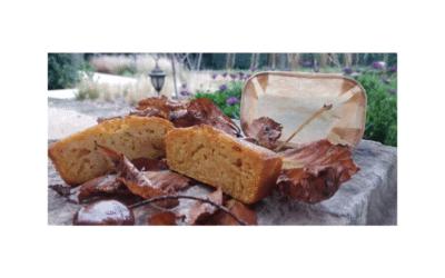 Recette du cake potiron-coco du chef